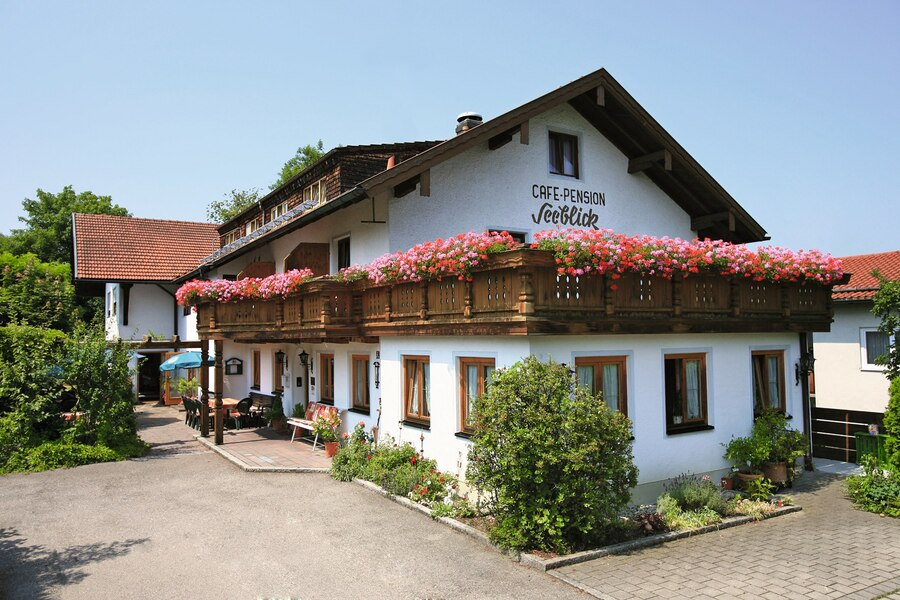 Hotel Seeblick Obing