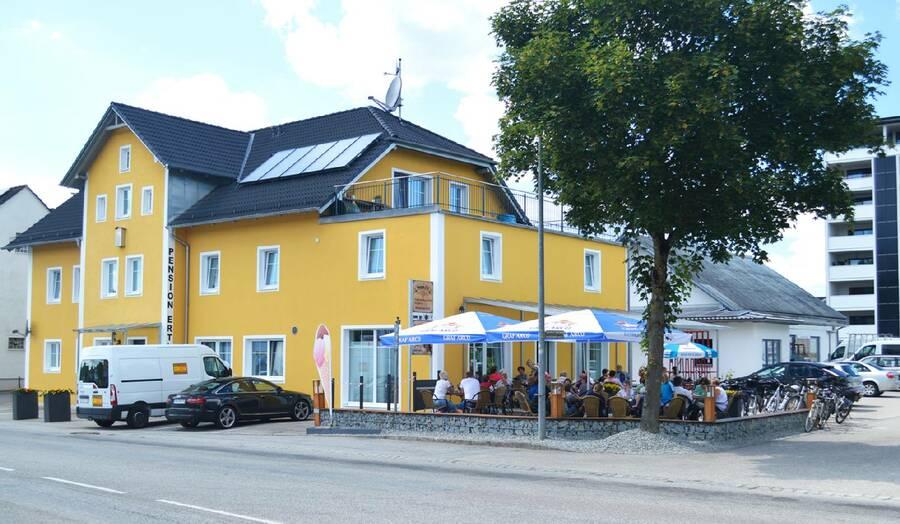 Pension Ertl Bahnhofs Eck