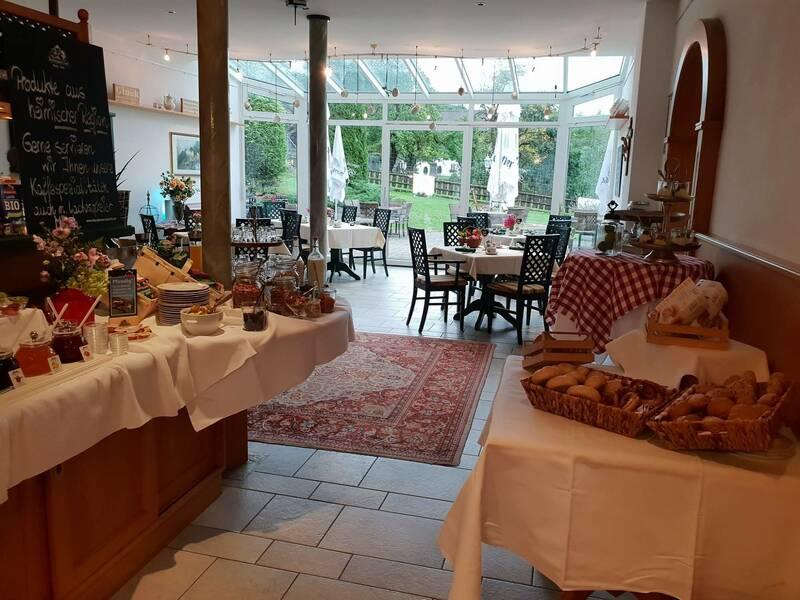 Burg Café Marquartstein