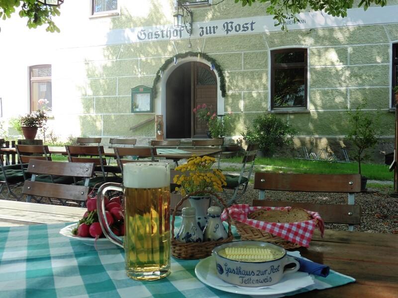 Gasthof Zur Post Tettenwies