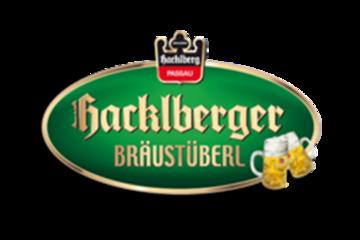 Hacklberger Braeustueberl Logo