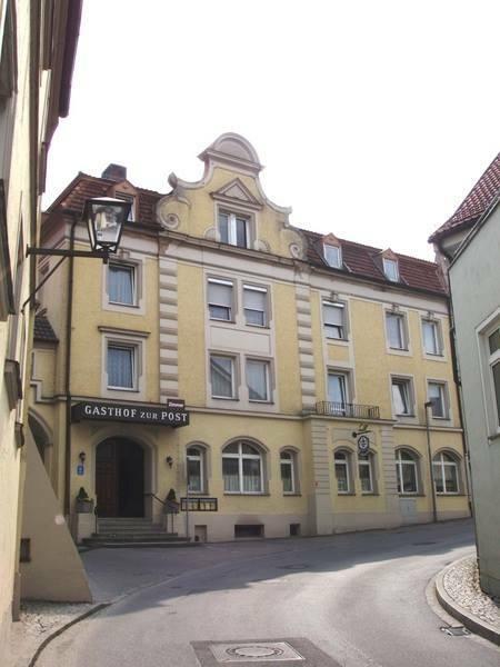 Gasthof zur Post Landau