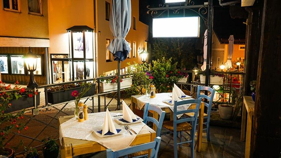 Restaurant Akropolis Grafenau