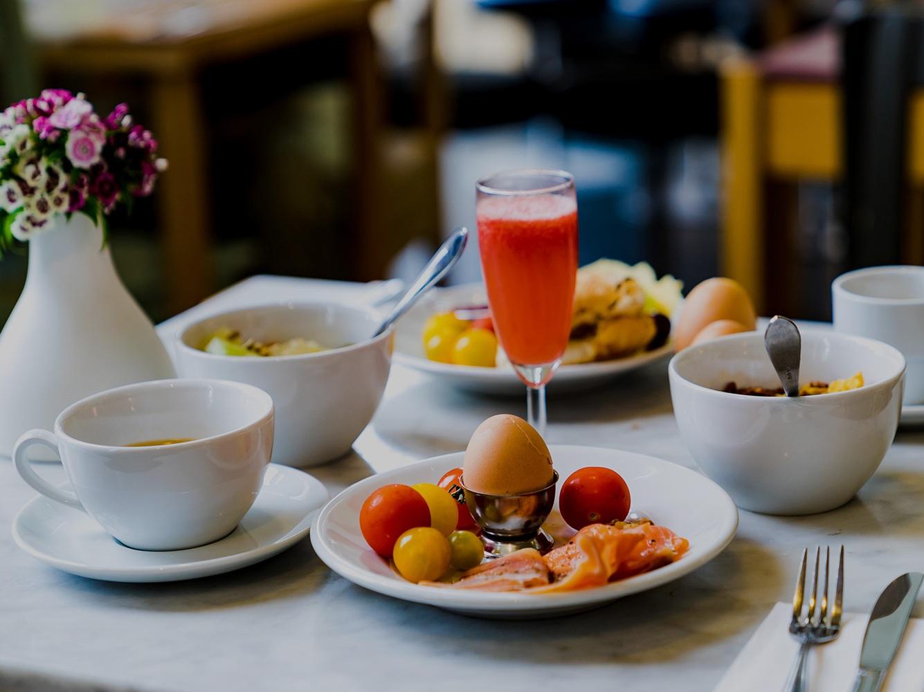 5 Cafés in Passau, die dich mit gesundem und köstlichem Brunch verwöhnen!