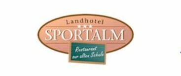 Landhotel Sportalm Logo