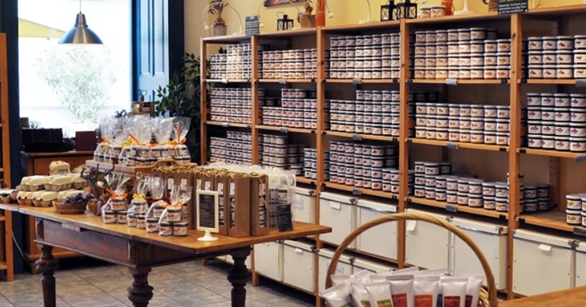 Marmeladen Haus
