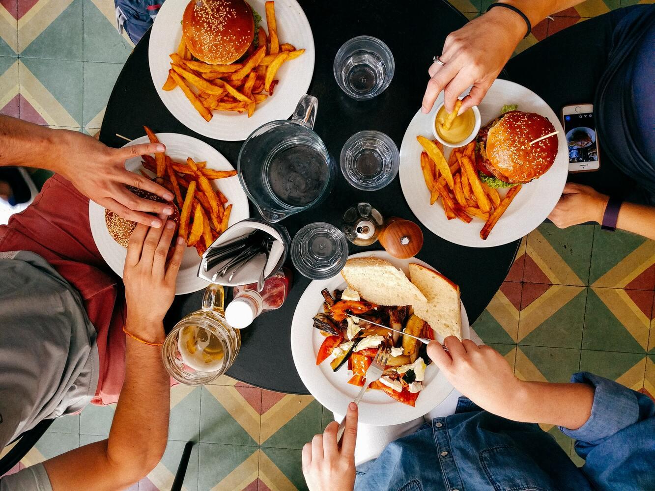 7 Restaurants in Passau, in denen du richtig gute Burger essen kannst