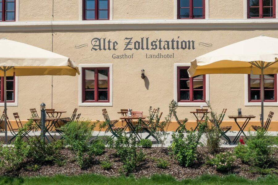 Alte Zollstation Pittenhart
