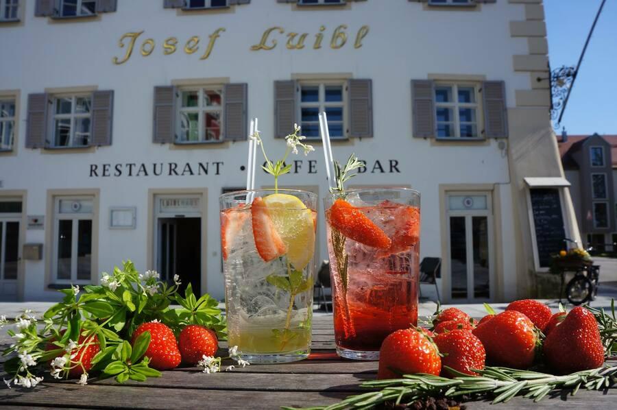 Luibl Café, Restaurant, Bar